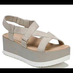 Dr. Scholl's Companion Platform Sandals